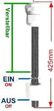 Schwimmerschalter®  SA131i49 speziell für Schmutzwasser..Wasserstand unten AUS