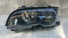 BMW 325CI 330CI 02 03 LEFT LH DRIVER HEADLIGHT LAMP OEM XENON HID