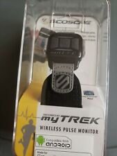 Scosche Rhythm Pulse Armband HeartRate Monitor with Music Control Bluetooth