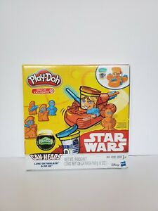 Play Doh Disney Star Wars Can Heads Luke Skywalker/R2D2 Target Exclusive