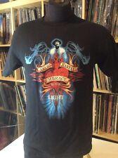 Carlos Santana 2005 Tour Shirt Embrace Your Light Medium