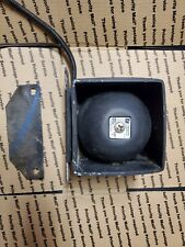 """Federal Signal BP100  Series """"C"""" vehicle P/A Loud Speaker 100 Watt w/ bracket"""