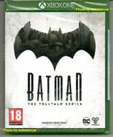 Batman The Telltale Series 'New & Sealed' *XBOX ONE*