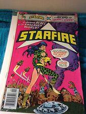 Starfire #1 (Aug-Sep 1976, DC) X