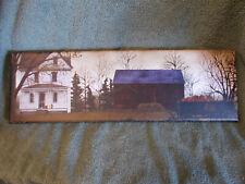 FALL Pumpkins for Sale Canvas Home Decor Billy Jacobs Barn Farm House NEW USA