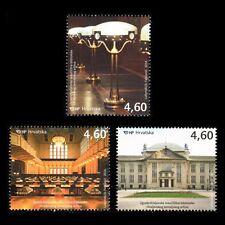 Croatia 2014 - Modern Architecture Royal University Library - MNH
