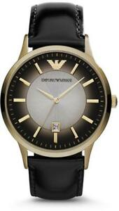 New authentic Emporio Armani wristwatch model AR1756 international shipping