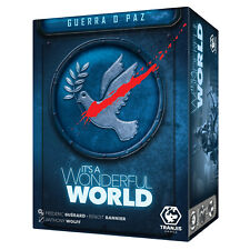 It's a Wonderful World - Guerra o Paz - Tranjis Games - Juego de mesa de Tablero