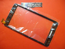 P1 VETRO+TOUCH SCREEN+COVER PER ACER ICONIA ONE 7 B1-780 DISPLAY FRAME NERO NUOV