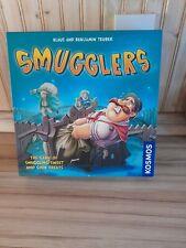 Klaus & Benjamin Teuber SMUGGLERS Board Game Kosmos Settlers of Catan