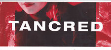 TANCRED STICKER 2016 Official Promo OUT OF THE GARDEN Polyvinyl MINT RARE Cheap