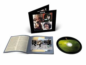 The Beatles - Let It Be - Nuevo Edición Especial - CD
