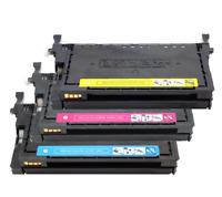 3 PK CLT-M609S CLT-C609S CLT-Y609S COLOR Toner for Samsung CLP-770ND CLP-775ND