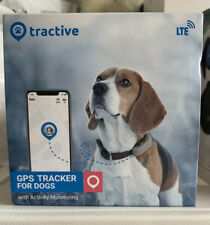 Tractive LTE GPS Dog Tracker With Activity Monitor
