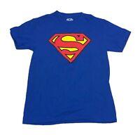 DC Comics Superman Logo Man of Steel Original Emblem Men's T Shirt S-2XL