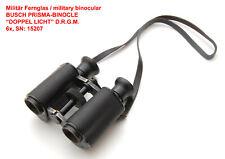 Militär Feldstecher,Fernglas,BUSCH,Doppel Licht,ww1 army binoculars,binocular,KK