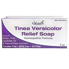 Naturasil Homoeopathic Remedies Soap For Skin Tinea Versicolor, Relief Treatment