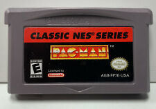 Pac-Man Classic Series Nintendo GameBoy Advance GBA Cartridge Only Authentic Man
