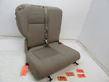 06-10 PT CRUISER RIGHT PASSENGER REAR SEAT BACK BASE CUSHION RR R RH BELT CAR OE