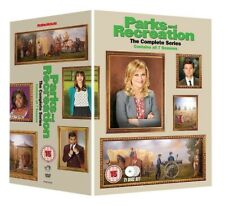 Parks And recreations 1-7  Complete series   New   Region 1  Import