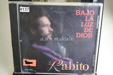 Rabito - Bajo LA Luz DE Dios, 1999 ,Music CD (NEW)