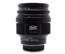NEW DESIGN Helios-40-2-N 85 mm f/1.5 MC Lens.  Brand new.