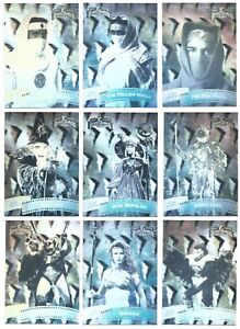 1995 Fleer Ultra Mighty Morphin Power Rangers The Movie Hologram You Pick
