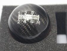 Carbon MUGEN 6 MT Sport Gear Shift Knob for Honda Civic Type R EK9 EG DC5 EP AP2