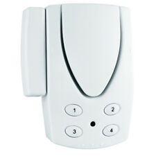 ELRO SC81 Mini Tür Fenster Hausalarm CODE Alarm Magnet Alarmanlage Sirene 130dB