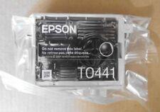 Originales Epson t0441 tinta Black c64 c66 c84 c86 cx3600 cx3650 cx6400 sin OVP D