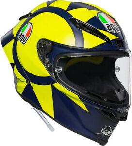 AGV Pista GP RR Soluna-19 Helmet Motorcycle Street Bike