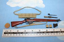 Dragón en sueños 1:6TH escala DID Segunda Guerra Mundial BRITISH AIRBORNE Lee-Enfield Rifle NO.4 un