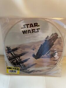 "Star Wars The Force Awakens John Williams Vinyl Soundtrack 10"" Picture Disc RSD"