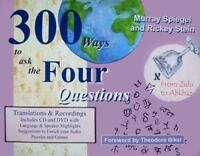 300 WAYS TO ASK FOUR QUESTIONS - 1st ed By Murray Spiegel And Rickey Mint SIGNED