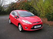 2010 Ford Fiesta 1.25 ( 82ps ) . Zetec Very Clean Car Only 59,000 Miles