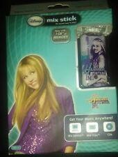 Disney Hannah Montana Mp3/Wma Digital Music Player Brand New Nib