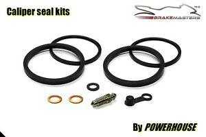 Suzuki VS 1400 Intruder 93-95 rear brake caliper seal repair kit 1993 1994 1995