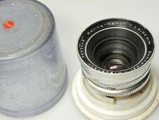 Schneider Kreuznach Retina-Xenon 50mm F1.9 f. Kodak Retina