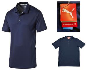 Puma Golf Men's Essential Pounce DryCell Tech Polo Shirt - S M L XL - RRP £50