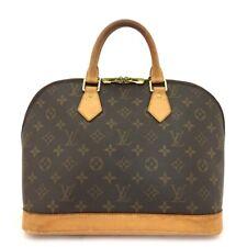 100% Authentic Louis Vuitton Monogram Alma Tote Hand Bag Purse /40866