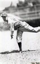 Vintage Photo 5 - Boston Braves - Lou Tost