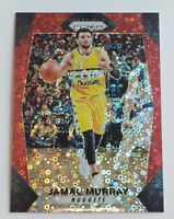 2017-18 Panini Prizm Fast Break Red /125 Jamal Murray #167 MINT!