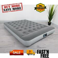 Air Mattress with Built in Ac Pump Twin Full Queen, in convenience comfort