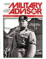 Military Advisor - Vol. 28/3