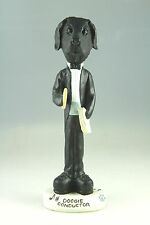Conductor Great Dane Black Interchangable Body See Breeds & Bodies @ Ebay Store