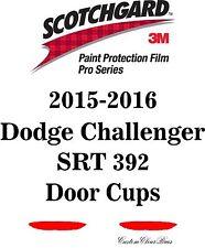 3M Scotchgard Paint Protection Film Pro Serie 2015 2016 Dodge Challenger SRT 392