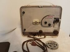 Vintage Kodak Brownie 8mm Home Movie Projector FI.6 Lens Model 300 Tested