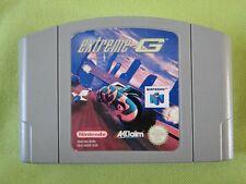 EXTREME G - Nintendo 64 - N64 - PAL B  EUR