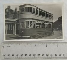 Photo Blackpool Tram no.41