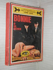 BONNIE Gil Brewer Nini Boraschi Longanesi & C Suspense 10 1969 romanzo libro di